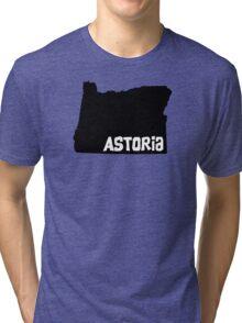 Astoria Oregon State Tri-blend T-Shirt
