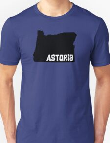 Astoria Oregon State Unisex T-Shirt
