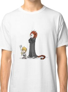 calvin and hobbes heroes Classic T-Shirt