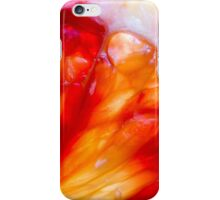 Blood in the veins iPhone Case/Skin