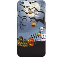 Happy Haunting iPhone Case/Skin