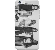 5H Black & White. iPhone Case/Skin