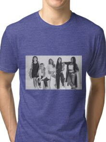 5H Black & White. Tri-blend T-Shirt
