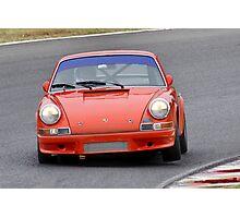 Porsche 911 - Eastern Creek Tasman Revival 2010 Photographic Print
