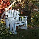 November Bench II by enchantedImages