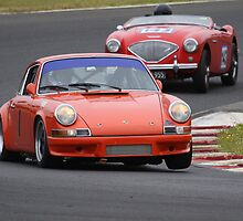Round the Bend - Eastern Creek Tasman Revival 2010 by Tainia Finlay