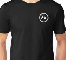 Fx Black Unisex T-Shirt