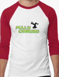 Fully Charged G Men's Baseball ¾ T-Shirt