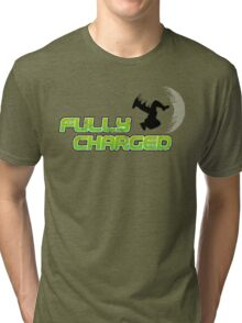 Fully Charged G Tri-blend T-Shirt
