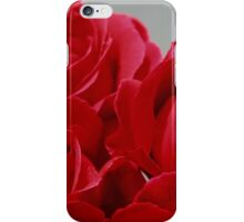 Red Roses Three iPhone Case/Skin