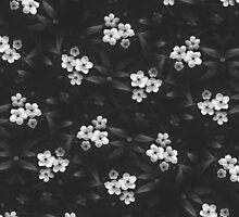 Flowers Pattern by James McKenzie