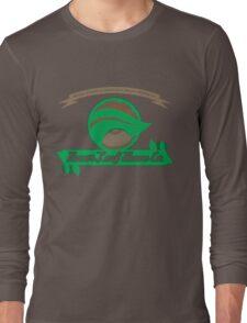 Pokemon - Razor Leaf Shave Company (Flat) Long Sleeve T-Shirt