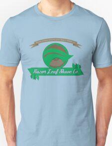 Pokemon - Razor Leaf Shave Company (Flat) Unisex T-Shirt
