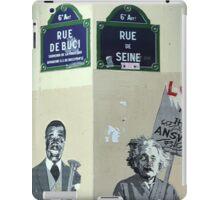 Parisian Mosaic - Piece 6 iPad Case/Skin