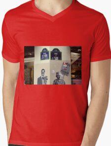 Parisian Mosaic - Piece 6 Mens V-Neck T-Shirt