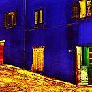 The Essence of Croatia - The Windows And Doors of Labin by Igor Shrayer