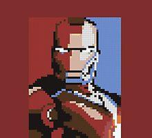Iron pixel by kamajo