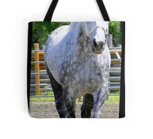 The Old Gray Mare Tote Bag