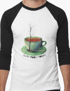 Good coffee Men's Baseball ¾ T-Shirt