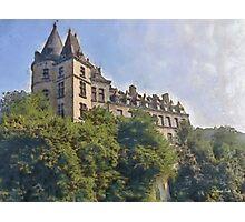 Durbuy Castle - Belgium Photographic Print