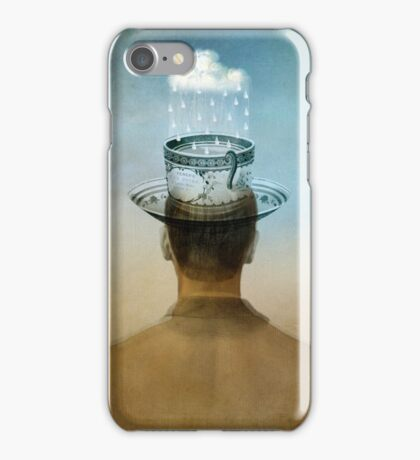 Fill up my cup iPhone Case/Skin