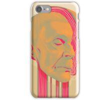 Headache - in orange iPhone Case/Skin