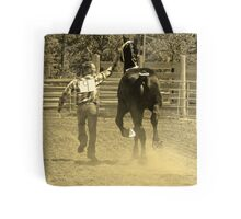 Two For The Show Tote Bag