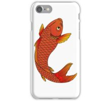 Japanese Koi Fish iPhone Case/Skin