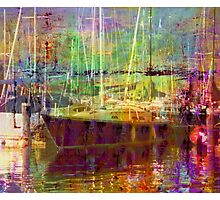 Summerland Pier Photographic Print