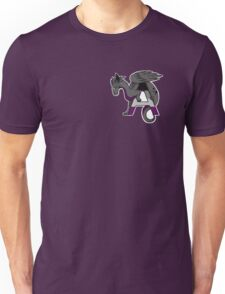 Asexual Dragon  Unisex T-Shirt