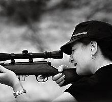 Shooting the Shooter by Pene Stevens
