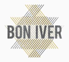Bon Iver One Piece - Long Sleeve