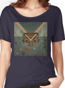 Eight Feet Beneath The Surface Women's Relaxed Fit T-Shirt