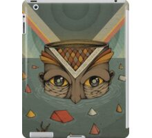 Eight Feet Beneath The Surface iPad Case/Skin