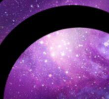 Galaxy spiral Sticker