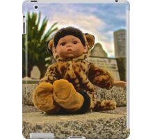 Graveyard Leopard Doll iPad Case/Skin