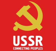 USSR - Connecting Peoples by Dev Radion
