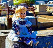 Gravestone Pollyanna by jlara