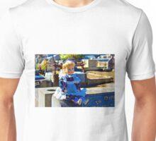 Gravestone Pollyanna Unisex T-Shirt