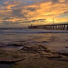 Amber Sunrise by Scott Sheehan