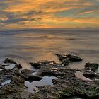 Rockpool Sunrise - HDR by Scott Sheehan
