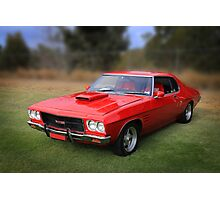 Aussie Muscle Photographic Print