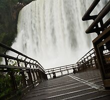 Cascate Iguazu - Waterfalls by cable