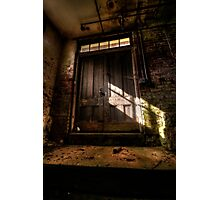 Abandoned Surgical Center, NY Photographic Print