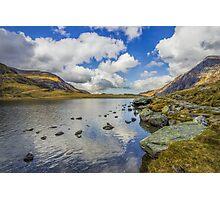 Lake Idwal Photographic Print
