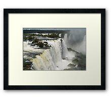 sightseeing  Framed Print