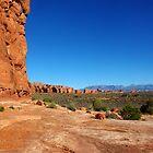 Arches National Park, Utah USA by Vicki Pelham