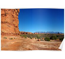 Arches National Park, Utah USA Poster