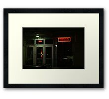 Try the Roll Combo Framed Print