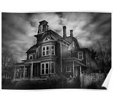 Haunted - Flemington, NJ - Spooky Town Poster